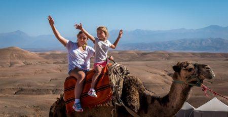 Sunset Camel Ride in Agafay Desert From Marrakech